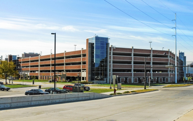 14th & Avery Parking Garage | Sampson Construction - General