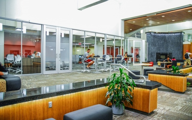 University Of Nebraska   Lincoln Athletic Student Life Complex Renovation |  Sampson Construction   General Contractor, Nebraska, Colorado, Wyoming