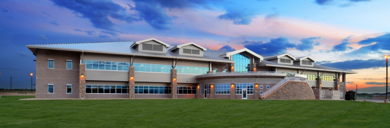 Buckley AFB Personnel Center   Sampson Construction
