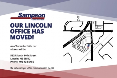 Our new Lincoln office