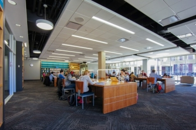 Learning Commons at UNL